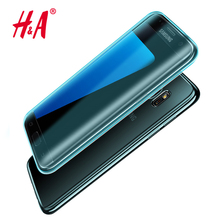 Ultra Thin Slim Clear Flip Case For Samsung Galaxy S7 S6 Edge Soft TPU Silicon Cover Transparent For Samsung S7 edge S6 Cases