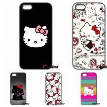 For HTC One M7 M8 M9 A9 Desire 626 816 820 Google Pixel XL One plus X 2 3 lovely Hello Kitty Pretty Print Hard Phone Case