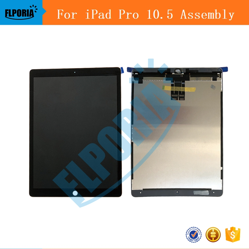 IPHT0219 New LCD Screen and Digitizer Assembly Part For iPad Pro 10.5-inch (2017) Black White(4c)