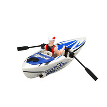 Hot sellFunny Summer toys rc Water navigation model CX-2311 2.4G remote control kayaking Canoeing boat best Water toys for kids