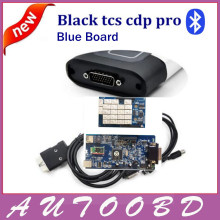 New VCI TCS CDP with Bluetooth CDP Pro Plus 2015.Release.1 Software/2014.R2 for Cars Trucks Support Windows XP/Windows 7 System
