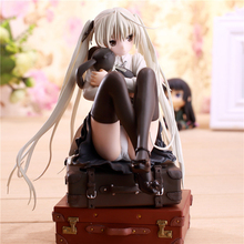 1/7Hot selling Anime Action Figure Maiden cartoon characters The Fate of the sky sexy pretty girls Action Figure toys model doll(China)