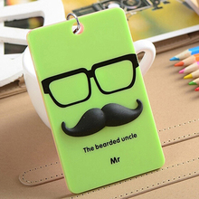Cartoon PVC Credit Card Holder Keyring Key Chain Sleeve Set Bus Card Case Bag Birthday Gifts BV5Y