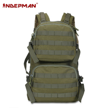 Sport Outdoor Military Rucksacks Men and Women Tactical Molle Backpack Camouflage Camping Hiking Trekking Bag