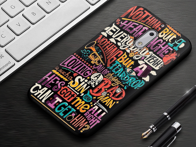 EiiMoo Phone Case For Nokia 6 Cover Silicone Capa Coque For Nokia 6 Back Cover Cute Cartoon Soft TPU For Nokia6 Case 17 64GB 22