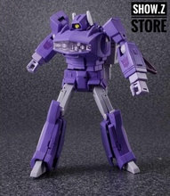 [Show.Z Store] 4th Party MP29 Masterpiece Shockwave MP Size MP-29 Laserwave Original Box Transformation Figure