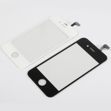 New Black White Replacement Touch Screen Digitizer For iPhone 4S 4GS