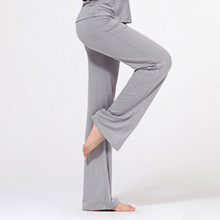 Women Pant Trousers Cotton Practise Pants Exercise Lounge exercise Long Pant(China)
