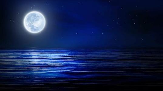 十五的月亮简谱