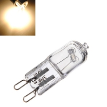 The Lowest Price 40W G9 Halogen Lamp Bulb 220V Capsule Clear Warm White Lights 220V