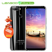 LEAGOO S8 Pro 5.99 inch 18:9 Full Screen Android 7.0 MTK6757 Octa Core 6GB RAM 64GB ROM Dual Back Cameras Fingerprint 4G Phones(China)