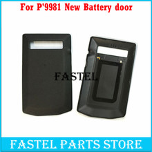 For Blackberry Porsche P9981 9981 Original Mobile Phone Housing Back Battery door Cover case Free shipping