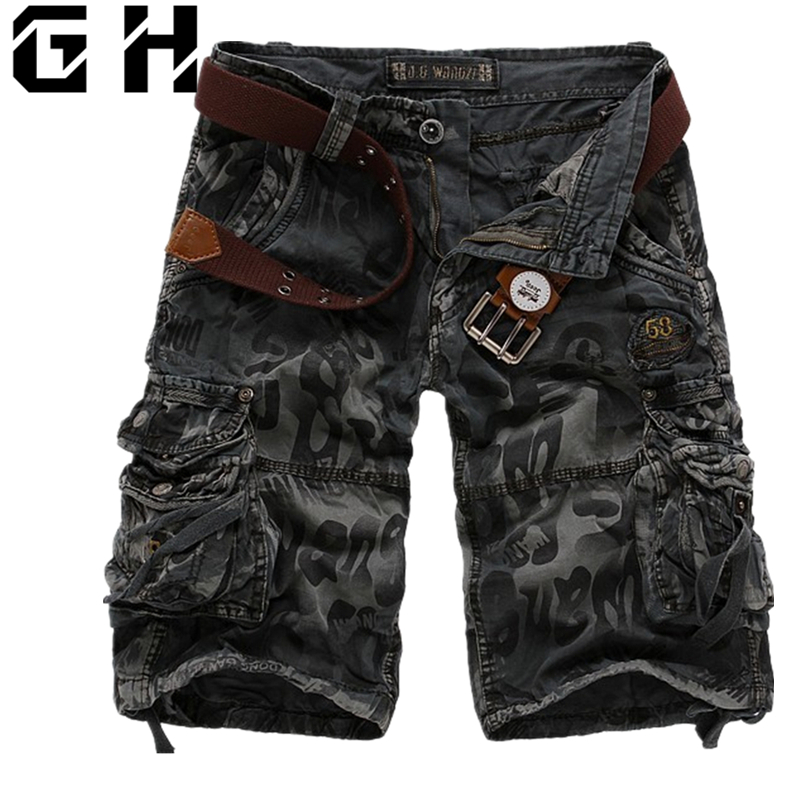 Dropshipping New Fashion Mens Ripped Short Jeans Summer 98% Cotton Shorts Breathable Denim Shorts Male