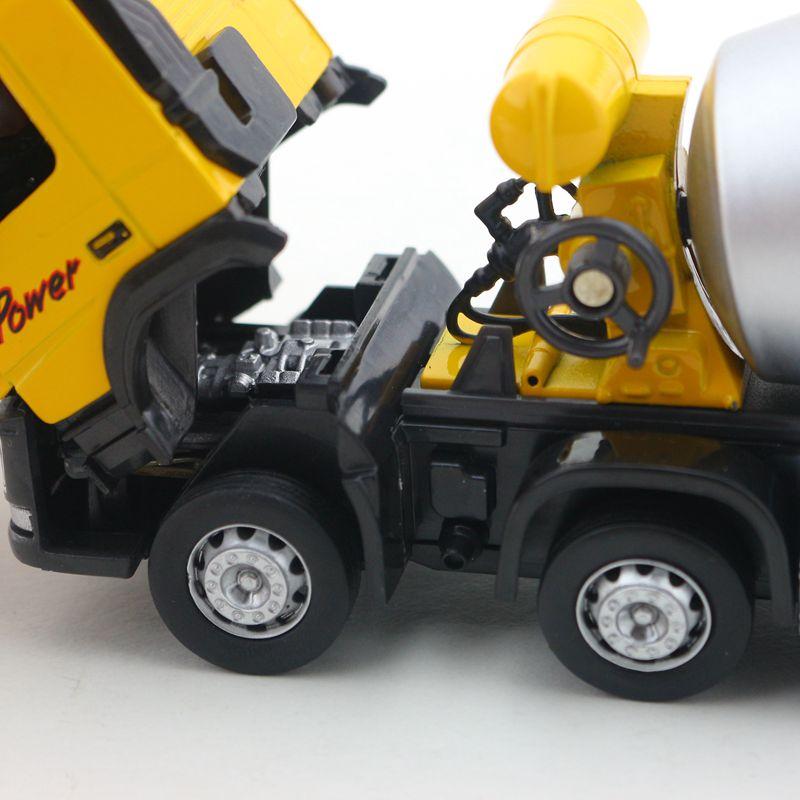 Volvo Cement Mixer Truck (8)