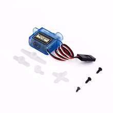 Tiny Micro Nano Servo 3.7g For RC Airplane Helicopter Drone Boat For Arduino(China)