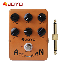 JOYO JF-14 American Sound reproduces the sound guitar pedal+ 1 pc pedal connector guitar effect pedal