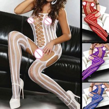 Buy teddy women hot sexy fishnet lingerie costumes sexy underwear women sex product erotic lingerie porn babydoll baby doll dress