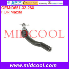 High Quality Auto Parts Right Steering Tie Rod End OEM:D651-32-280(China)