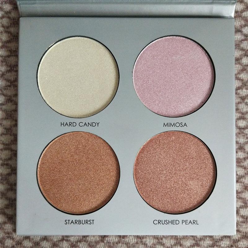 MISS ROSE Brand Light Medium Contour Kit Bronze Glow kit Powder Palette shimmer Highlighter Bronzer Contouring 3D Concealer N4-2