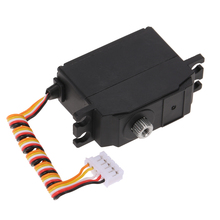 Original for Wltoys RC Cars Parts Accessories Upgraded 25g Metal Gear Servo for Wltoys 12428 RC Car Steering Gear Model Part(China)