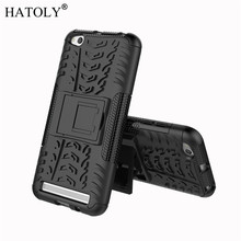 Buy HATOLY Cover Xiaomi Redmi 5A Case Redm 5A Tough Phone Cases Heavy Armor Silicone Hard Cover Xiaomi Redmi 5A Holder for $3.39 in AliExpress store