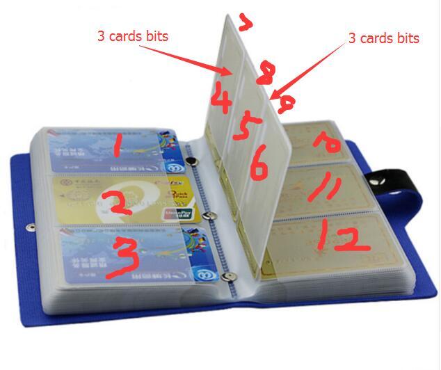 kaarten houder