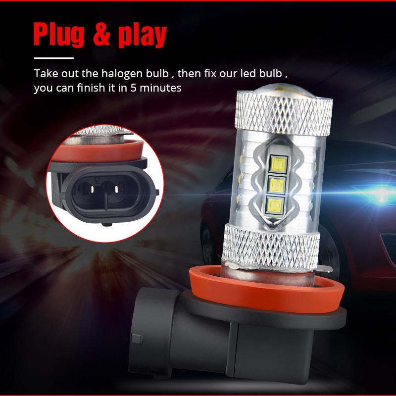 Fog lamp H11 H9 H8 (5)