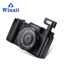 "Winait 24Mp Full HD 1080P Professional Digital Camera DSLR Camera WT-R2 3.0"" TFT LCD Display SD Card Max To 32GB Freeshipping(China)"