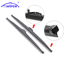 "CLWIPER Winter snow universal car windshield rubber wiper blade for 1 pc, 14""-26'' car-styling(China)"