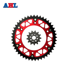 Motorcycle Parts 45-13 T Front & Rear Sprockets Kit For HONDA XR250R XR 250R XR250 XR 250 R 1996-2005 Gear Fit 520 Chain(China)