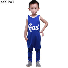 Buy COSPOT Baby Boys Girls Romper Newborn Summer Jumpsuit Kids Cotton Playsuit Fashion Tank Jumpsuit Newborn 2017 New Arrive 30C for $7.09 in AliExpress store