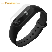 Buy Yuedaer Screen Protector Xiaomi Mi Band 2 Smart bracelet Miband2 Mi band 2 HD Ultra Thin Anti-scratch Protective Film Guard for $1.38 in AliExpress store