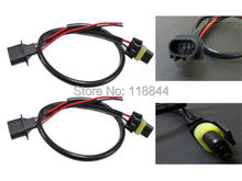 Buy 2Pcs 35W 55W Xenon H13 9008 Wire Harness HID ballast stock socket HID Conversion Kit 12V-24V Free for $6.85 in AliExpress store