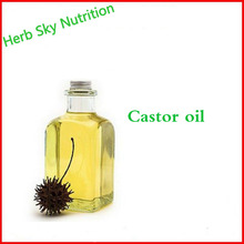 Pure Natural Castor Based Oil Edible Massage Spa Pedicure DIY Handmade Soap Raw Material Skin Hair Care Healthy Edible