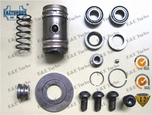 RHF5HB Ball bearing service kits VF34 repair kit ball bearing turbocharger major kits with steel ball bearing free shipping