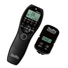 YouPro YP-870/UC1 2.4G Wireless Shutter Timer Remote Control for Olympus E-620/600/550/520/30/M10/M5/M1 E-PL7/6/5/3/2 E-P5/3/2/1