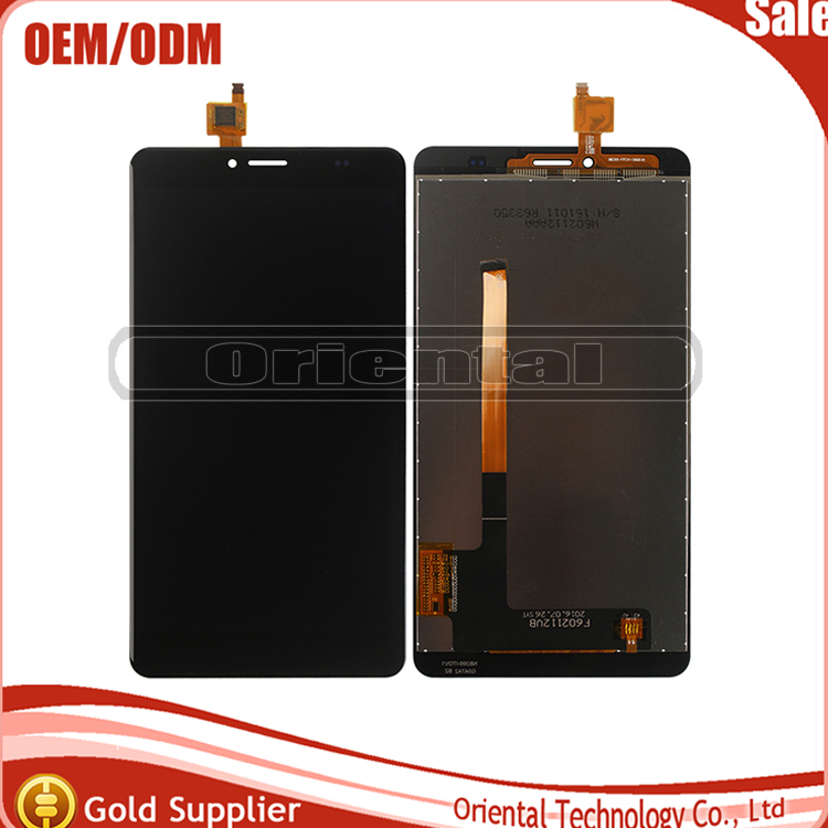 6.0 Inch LCD Display Touch Screen Digitizer Assembly Replacement Accessories For Bluboo Maya Max free shipping<br>