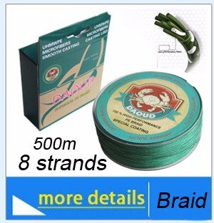 Albacore-tuna-on-fishing-braided line