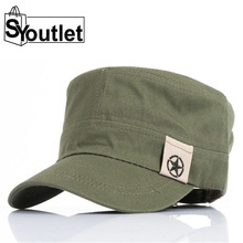 2017 SYoutlet Camouflage Hats For Men And Women Fashion Classic Service Baseball Cap Ping Ge La Patrol Peaked Cap(China)