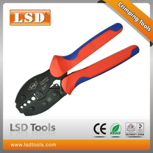 hexagonal crimping tools LY-416TX crimping pliers ratchet hand tools high quality coaxial crimping tools