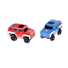 New 2017 Mini Cute Kids Toys alloy Electric Car toy track toy kids Funny gift 8.5*4.5cm(China)