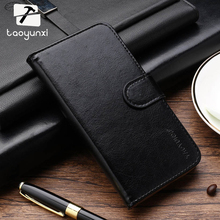 Buy Flip PU Leather Phone Cases Doogee Homtom HT17 5.5 INCH Covers Phone Case Card Holder Shell Skin Housing HT17 Cover Bags for $3.98 in AliExpress store