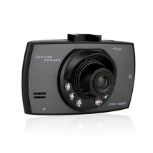 "Car Camera G30 Full HD 1080P 2.4"" Car Dvr Recorder + Motion Detection Night Vision G-Sensor Dvrs Dash Camera Black Box dash cam"