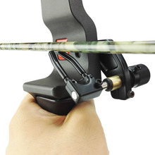 1PC Archery Arrow Rest Compound Bow Accessory For RH Type Recurve Bow Hunting Right Hand Arrow Shooting(China)