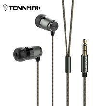 Tennmak Crazy Cello Hi-Res In Ear Loseless Metal Earphone * High Quality Ensurance(China)