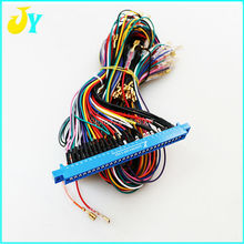 5 Pcs Jamma wire harness 28 pin jamma loom Joystick button connector for arcade cabinet accessories games 60 in 1 PCB