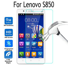 Buy Lenovo S850 S 850 Tempered glass Cover 4.0 inch Screen Protector Cover 2.5D Explosion-Proof Moblie phon protective film for $1.53 in AliExpress store