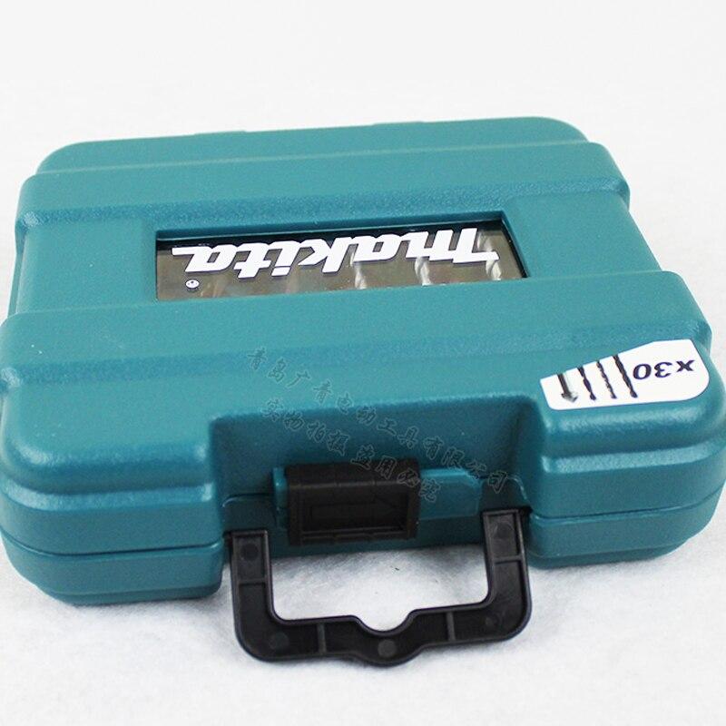 Japan Makita Home Drill Bits Twist Drill Set Impact Drill Multi Purpose Drill Screwdriver<br>