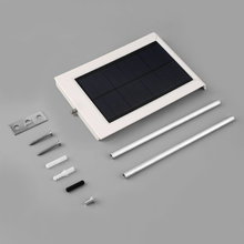 100% Brand new and  ! 18 LED Ultra-thin Waterproof Solar Sensor Wall Street Light Outdoor Lamp
