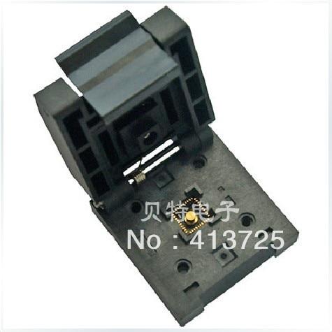 Original QFN-40BT-0.5-01 test writers block programming QFN40 adapter<br><br>Aliexpress